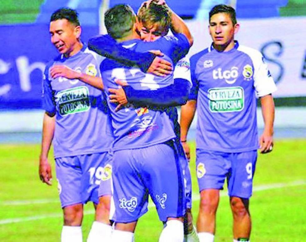 Real Potosí quiere frenar a Bolívar en el torneo de fútbol