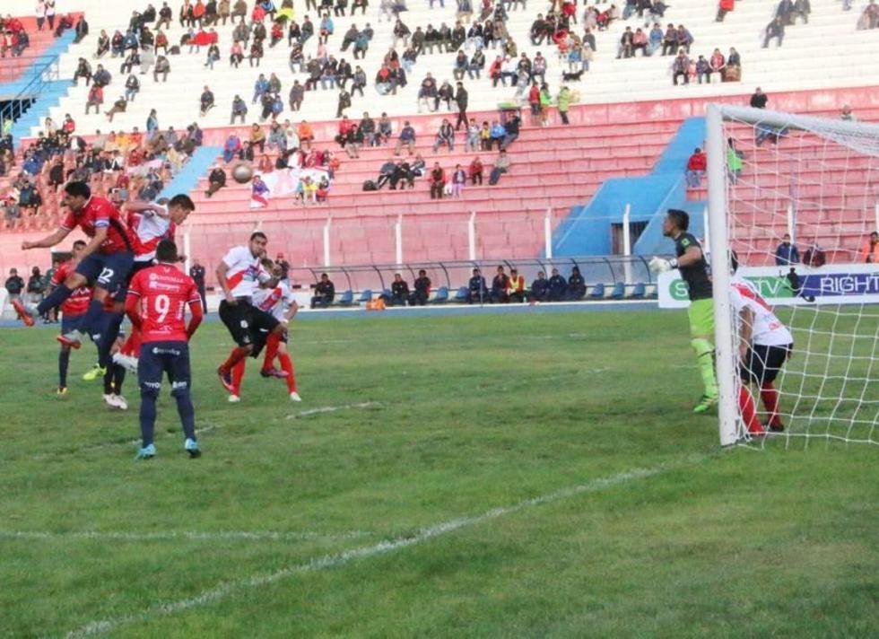 Nacional Potosí gana pero sigue en el fondo de la tabla