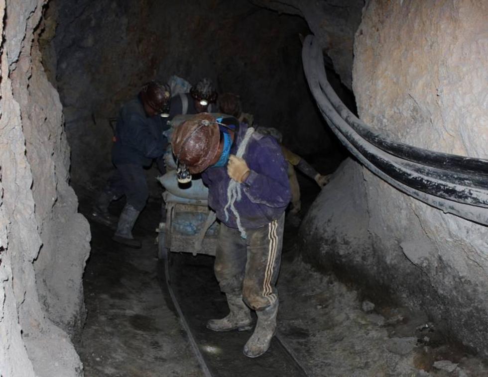 Gobernación recaudó Bs 540 millones por   las regalías mineras
