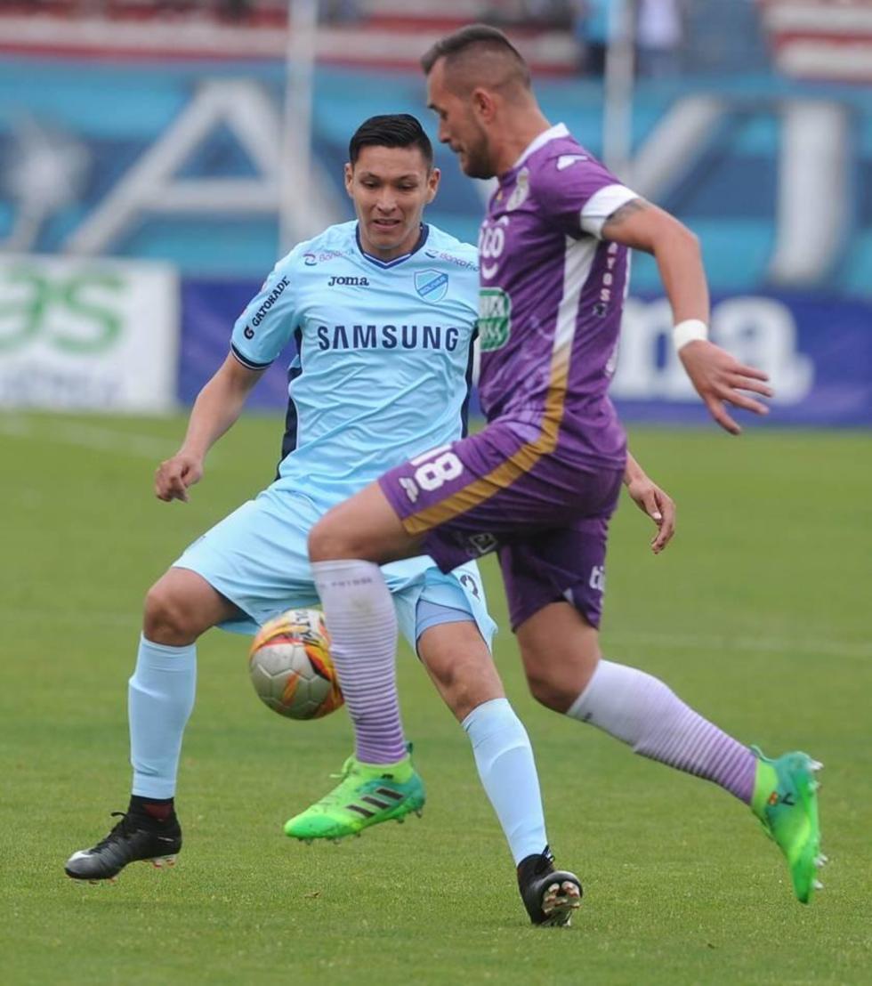 Bolívar retoma la punta en el torneo liguero al ganar a Real