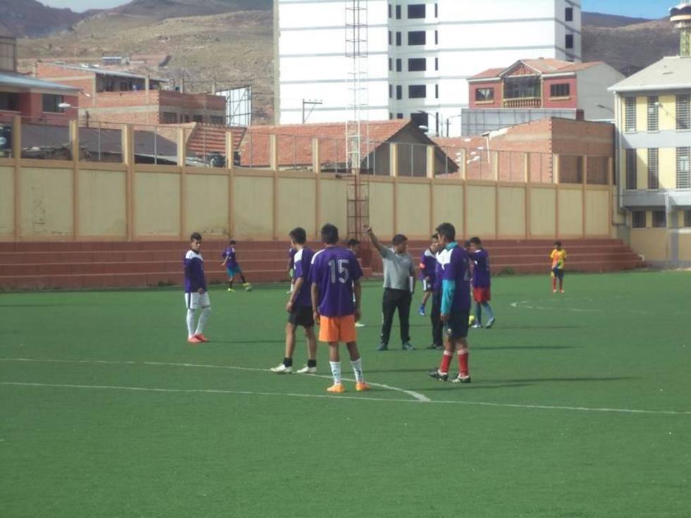 El plantel lila es tercero del Grupo A con 14 puntos.