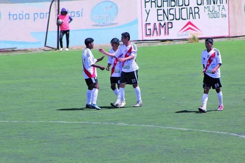 Nacional se adueña del segundo clásico potosino en el torneo de reservas