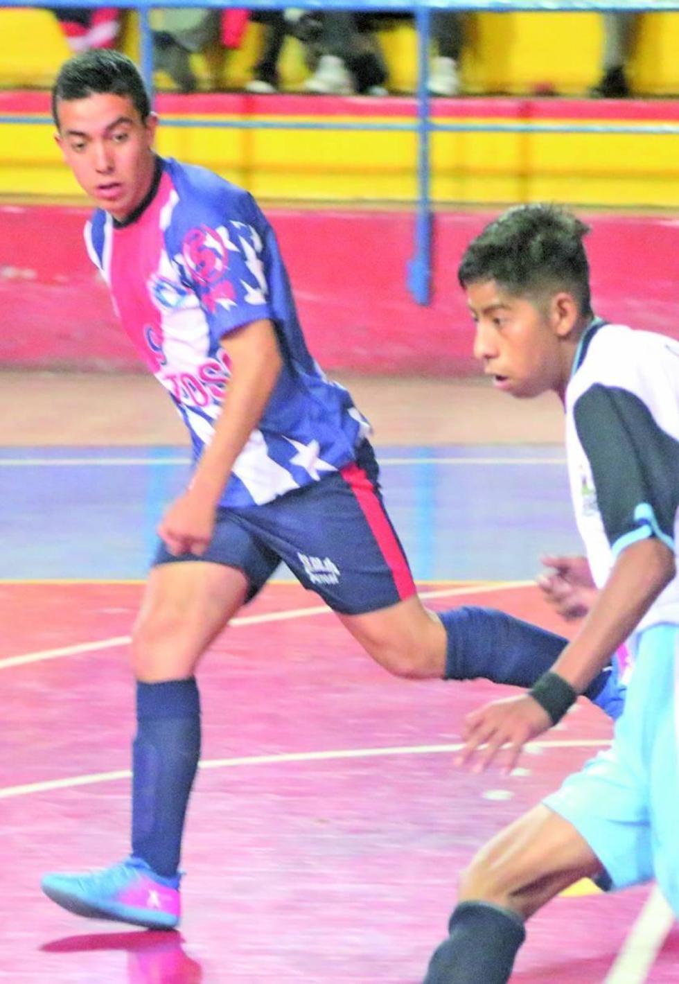 Potosí apela resultado de partido que perdió en nacional de Futsal