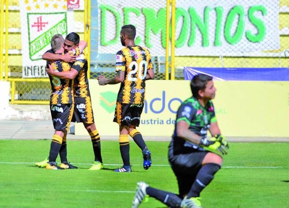 El Tigre da un zarpazo a Oriente y acecha  a Bolívar