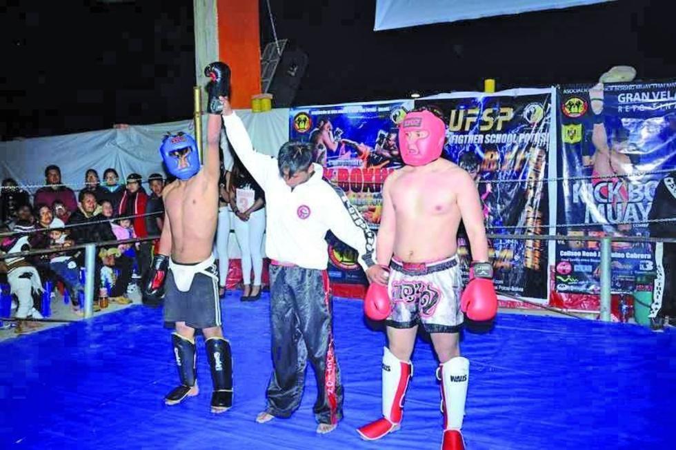 Potosí albergará el primer campeonato de kick Boxing K-1 Internacional