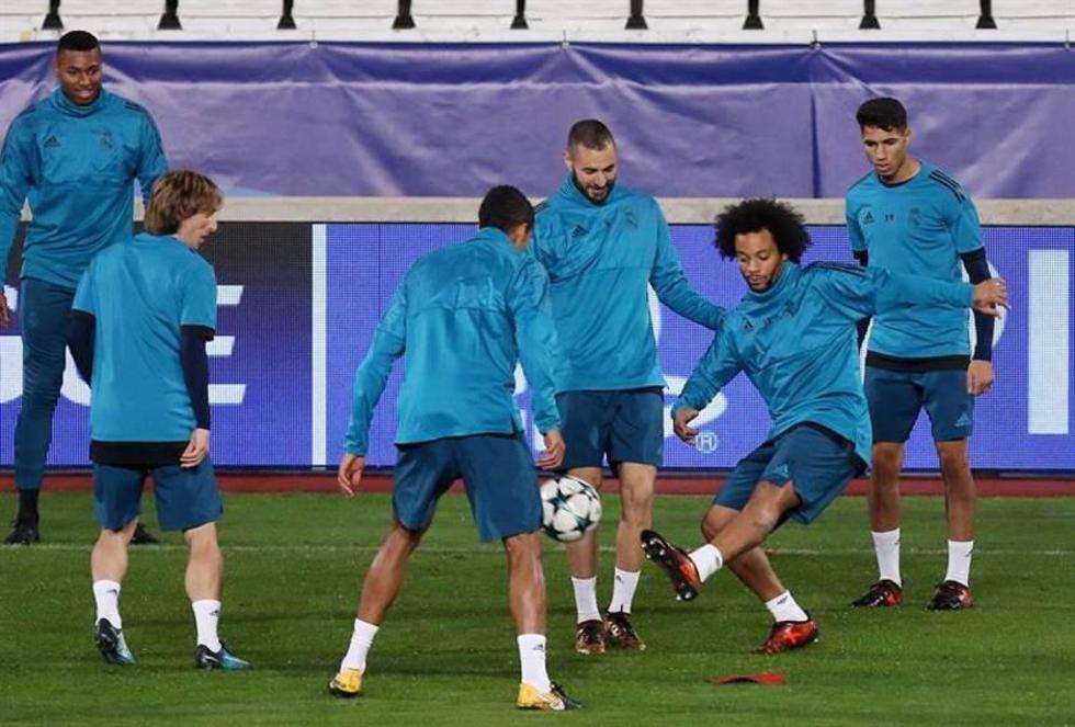 Real Madrid busca su pase a octavos de la Liga de Campeones