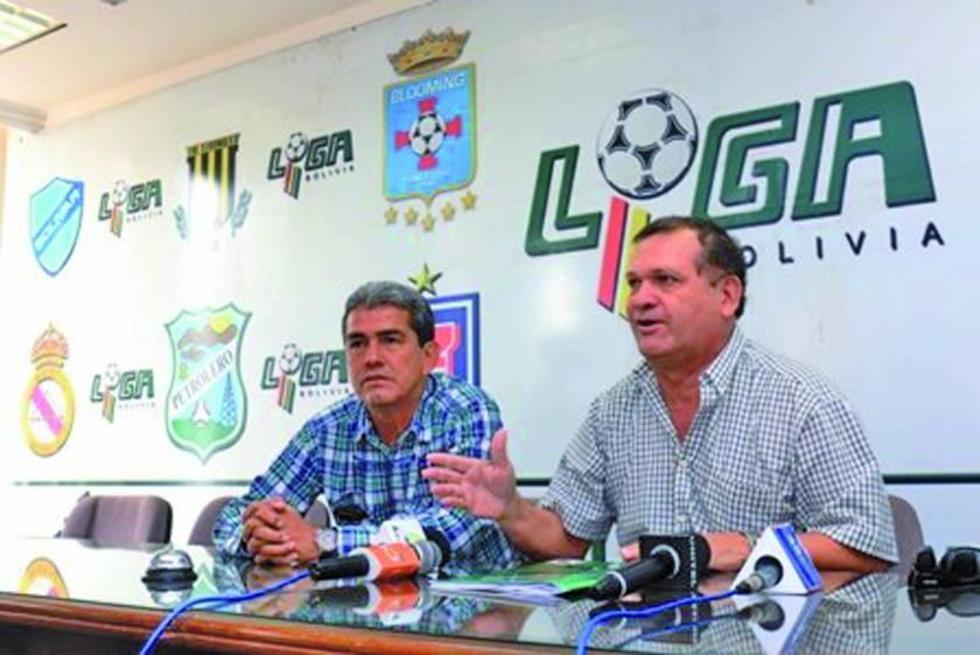 Fabol viabiliza la continuidad del campeonato de la Liga de Fútbol