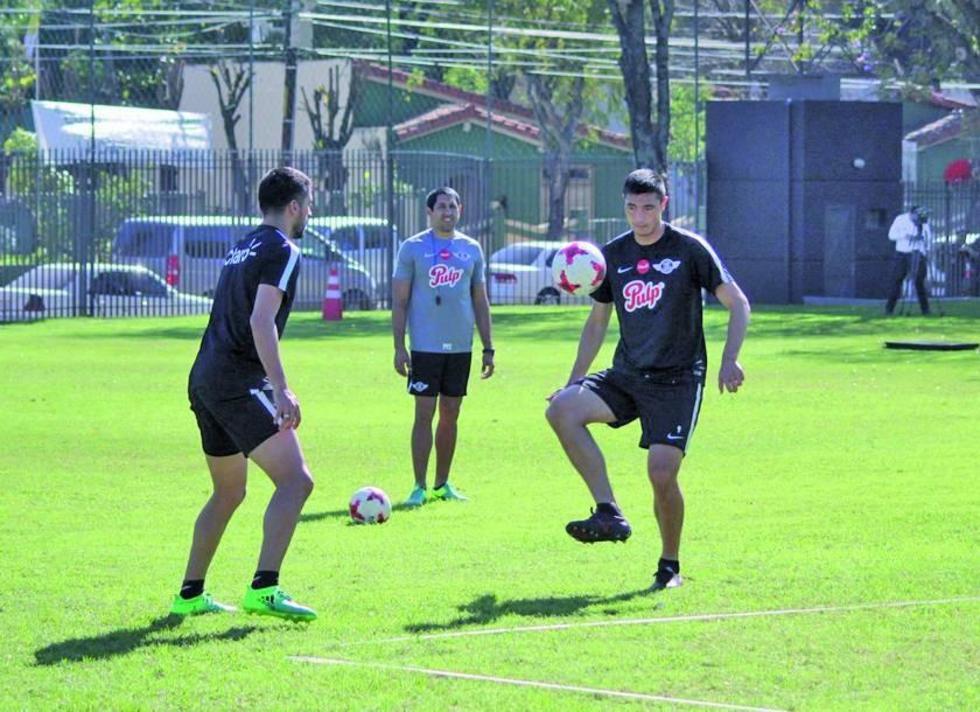 En la ida, el equipo paraguayo venció 1-0.