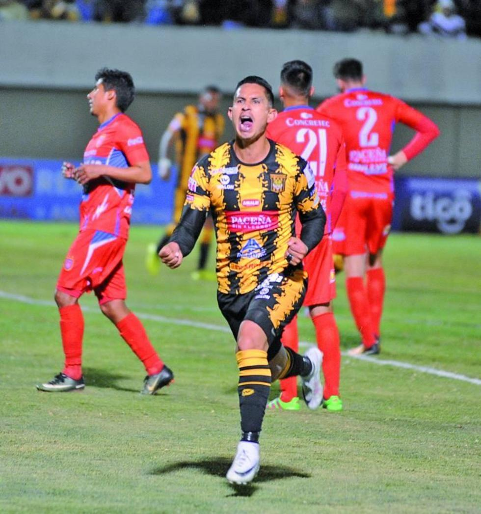 The Strongest gana a Universitario y alarga el Campeonato Clausura