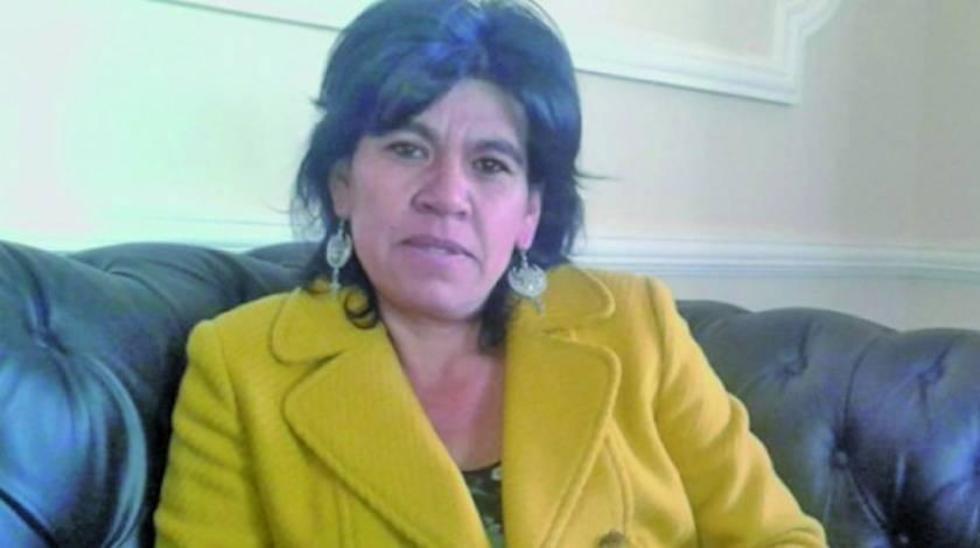 Kathia Uriona es la presidenta del Tibunal Supremo Electoral.