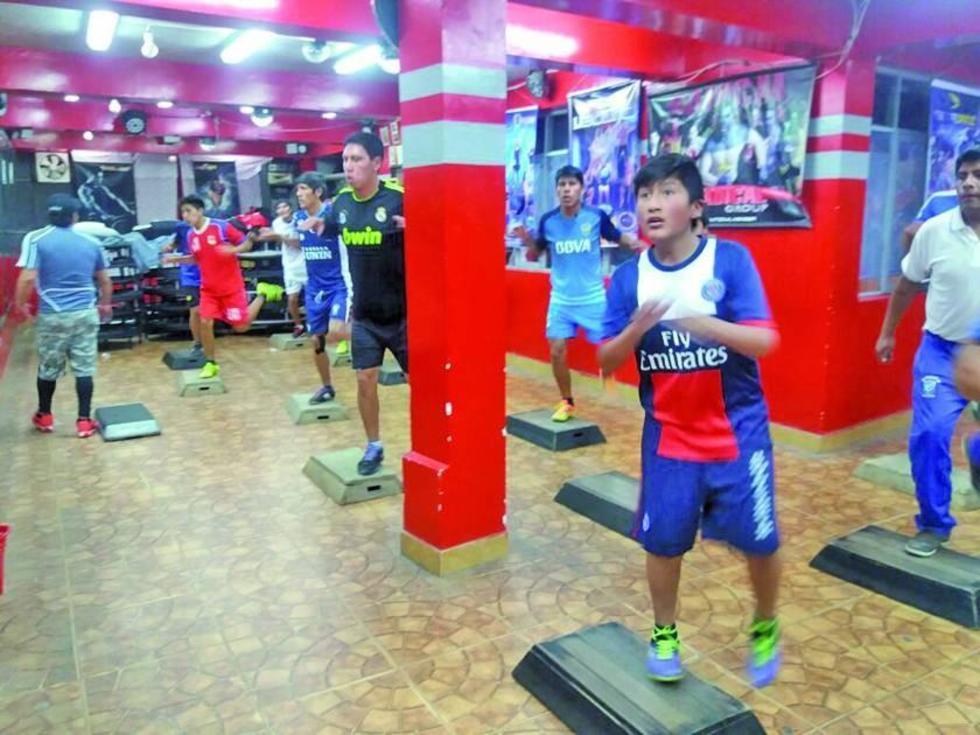 Deportivo Junín se mete de lleno en fortalecer el trato del balón