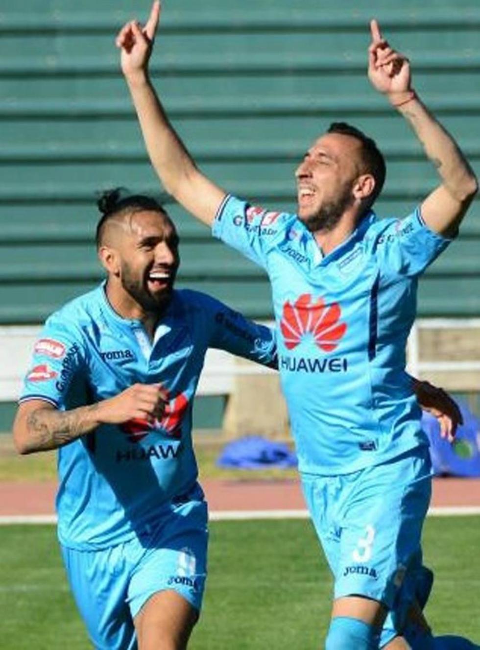 Bolívar está a tres puntos de lograr el título de fútbol