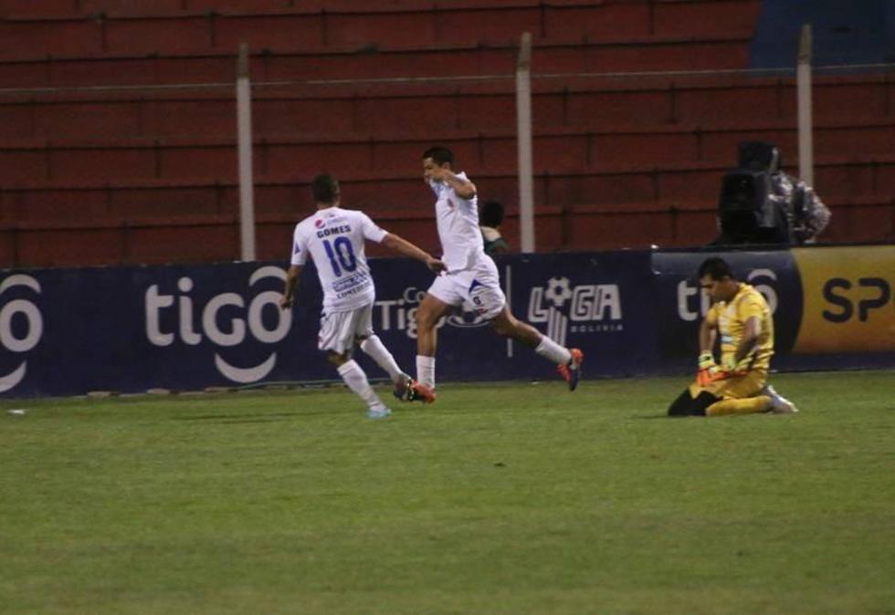 Real Potosí se estanca en su lucha por  la Copa Sudamericana