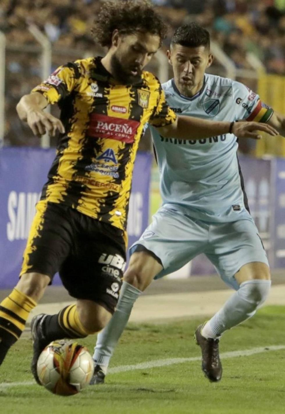 Bolívar empata con The Strongest y se prolonga el torneo
