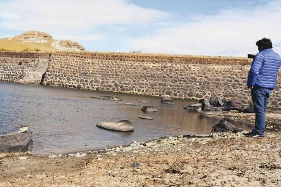 El déficit de agua en la Villa Imperial es del orden del 28 por ciento