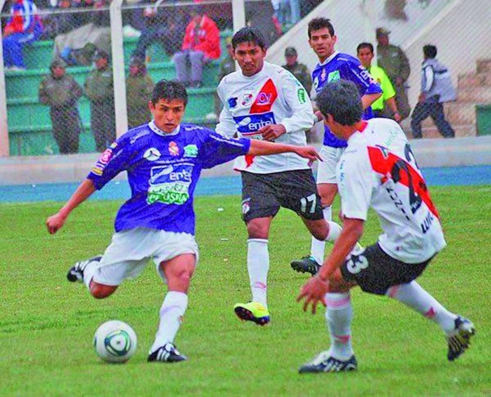 Real y Nacional Potosí buscan una plaza en la Copa Sudamericana