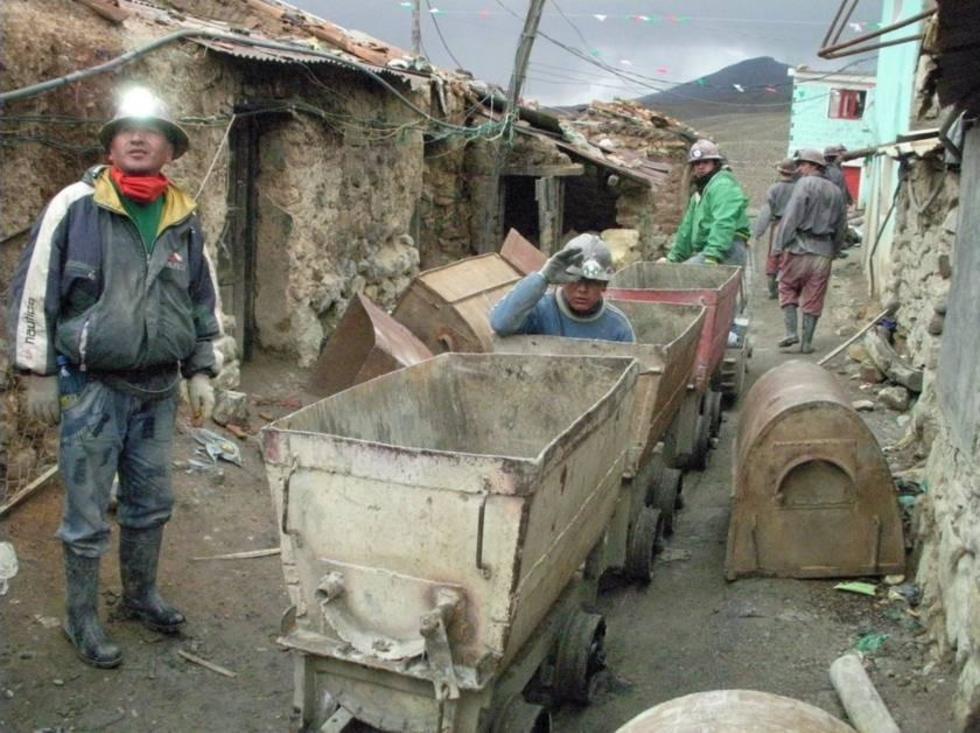 La actividad minera aporta el 90 por ciento de los recursos que percibe la Gobernación.
