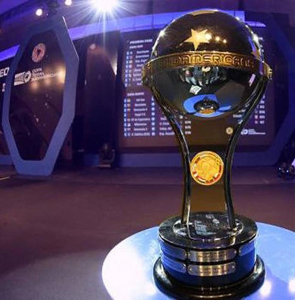 En la Sudamericana jugarán 54 equipos.