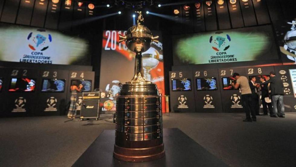 Un total de 47 clubes de 10 países competirán en la Libertadores.