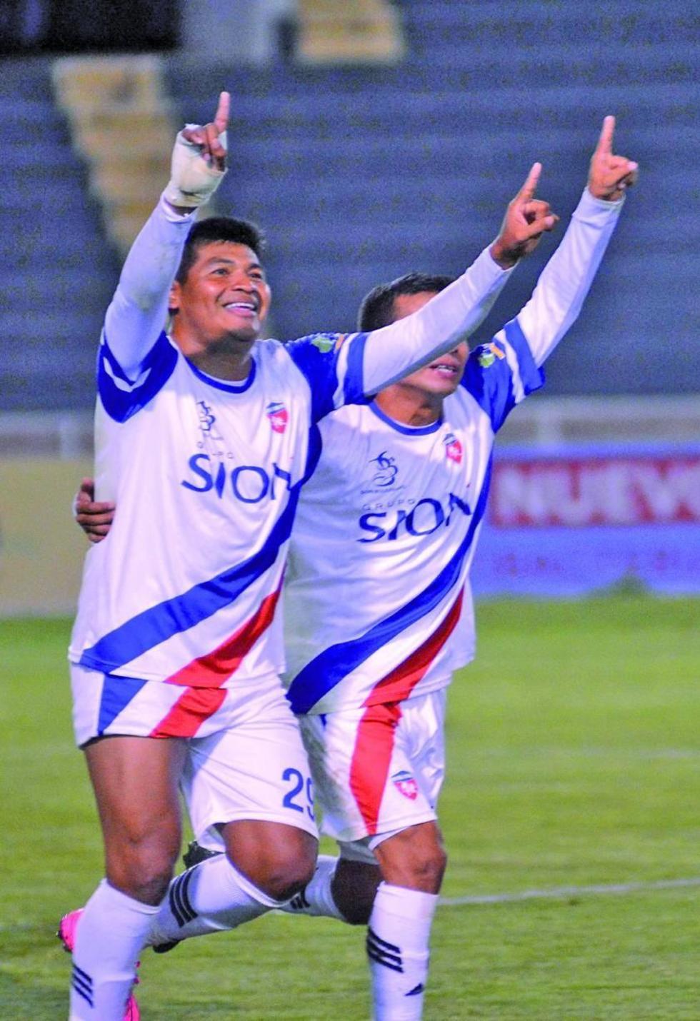Royal Pari asciende a la división profesional del fútbol boliviano