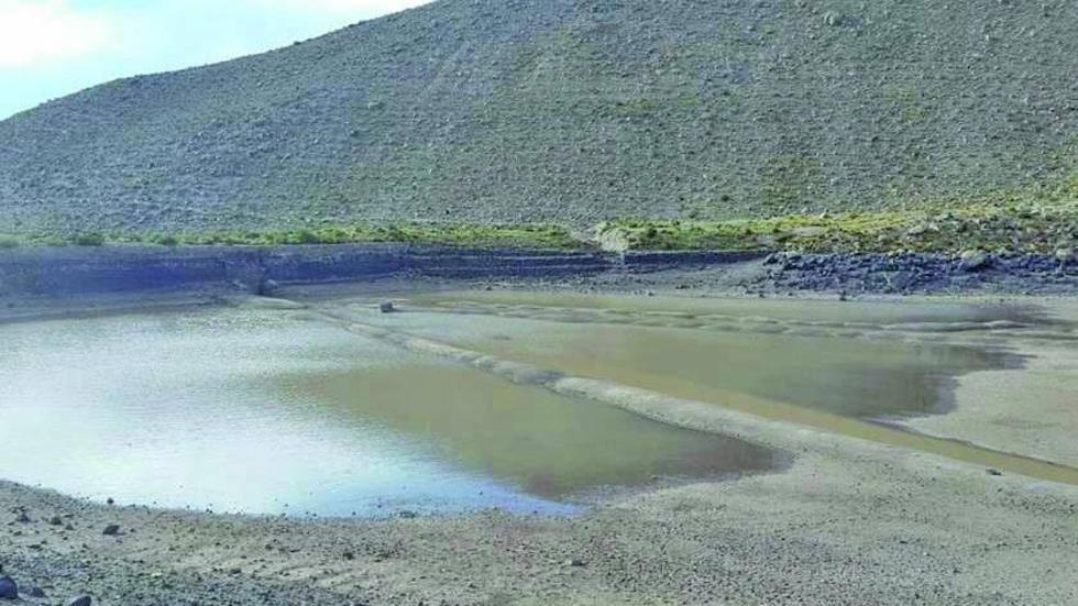 Inicia recarga de las lagunas del Kari Kari por la llegada de lluvia