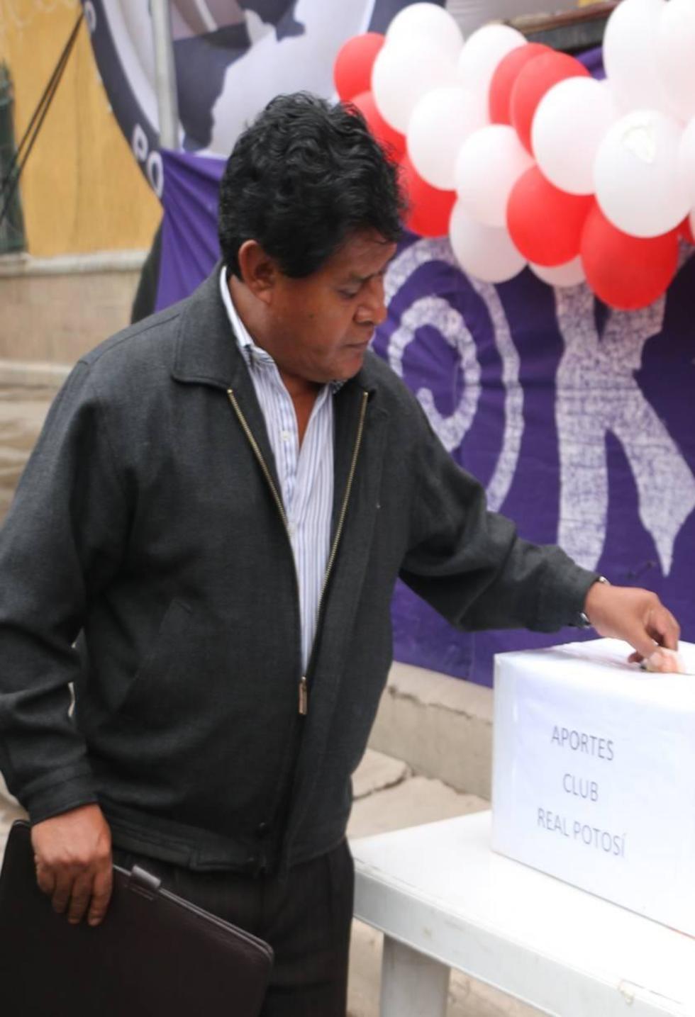 Potosinos pretenden evitar el descenso del Club Real Potosí