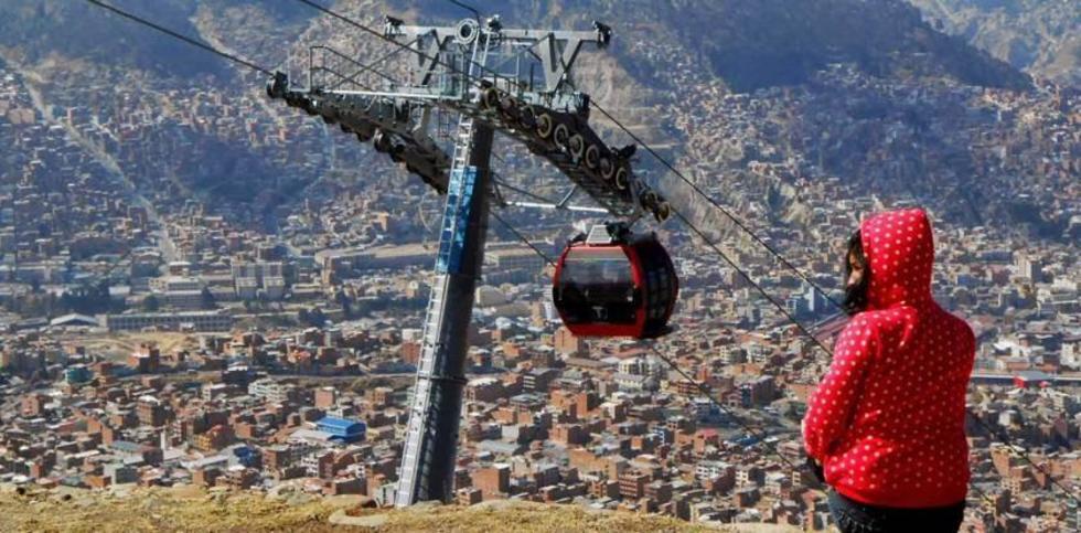La empresa que está consolidando el diseño del proyecto ya construyó el teleférico en La Paz.