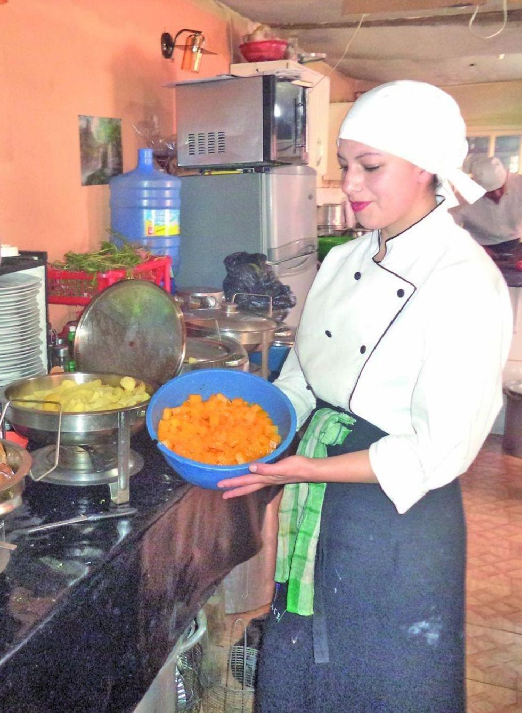 Los expertos brindarán loe mejor de la cocina potosina.