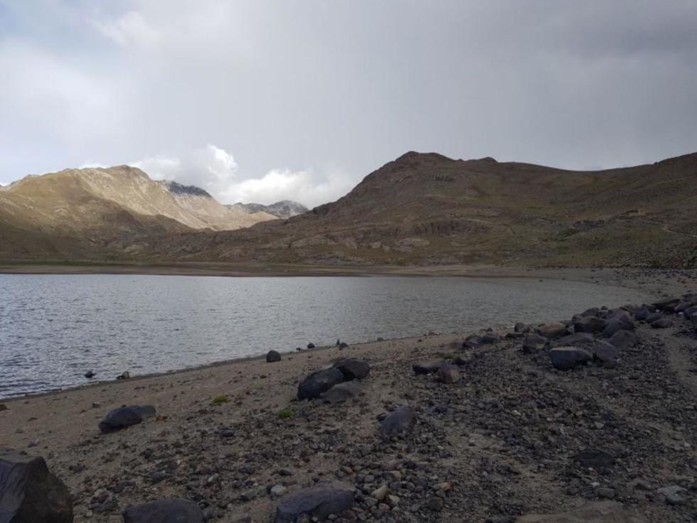 Lluvias recargan las lagunas y garantizan el agua hasta abril