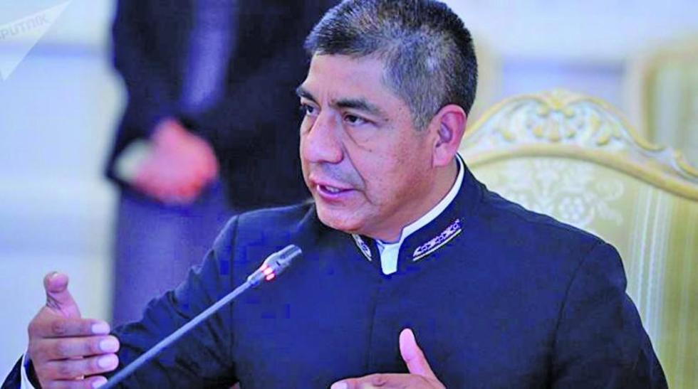 Los ministros pondrán cargos a disposición del presidente