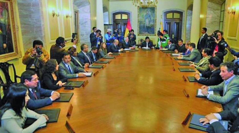 Organizaciones de la Conalcam han observado la labor de los titulares de las diferentes carteras de Estado.