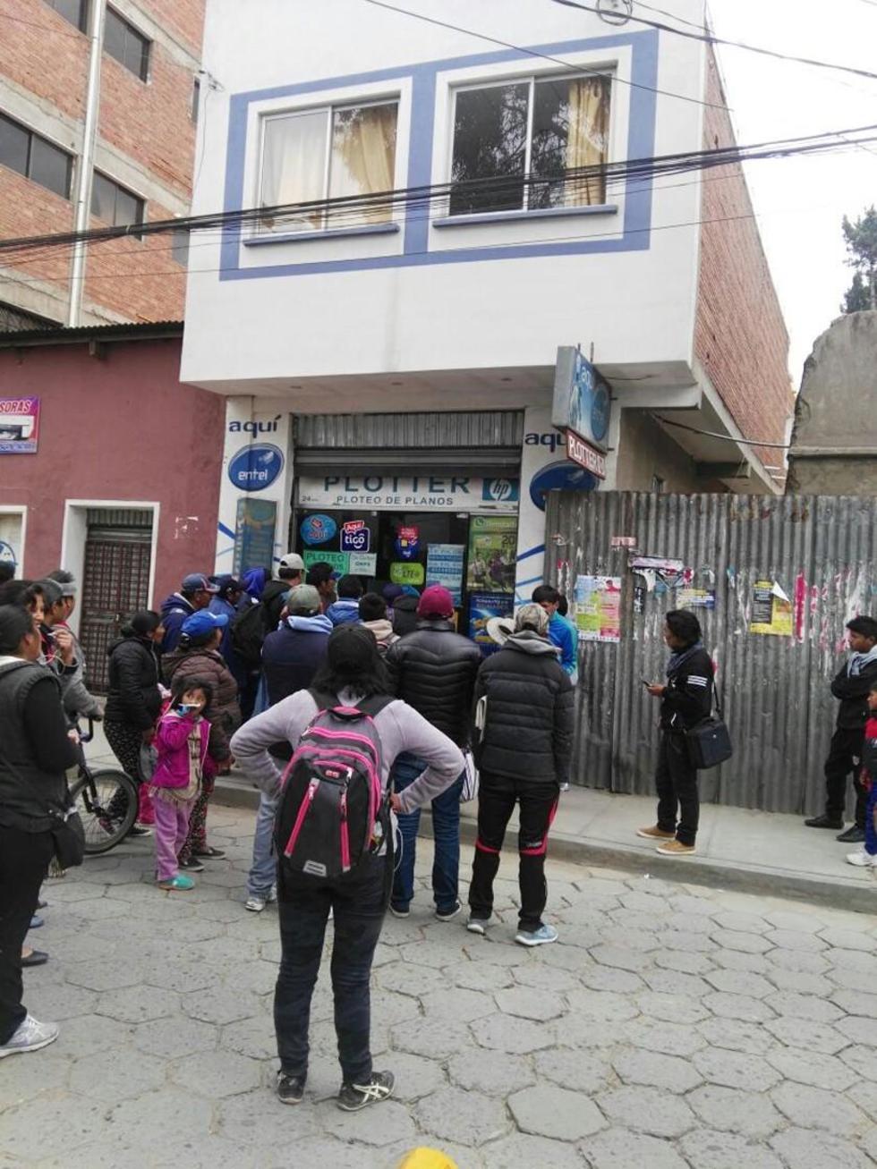 Los grupos de control obligaron a cerrar tiendas.