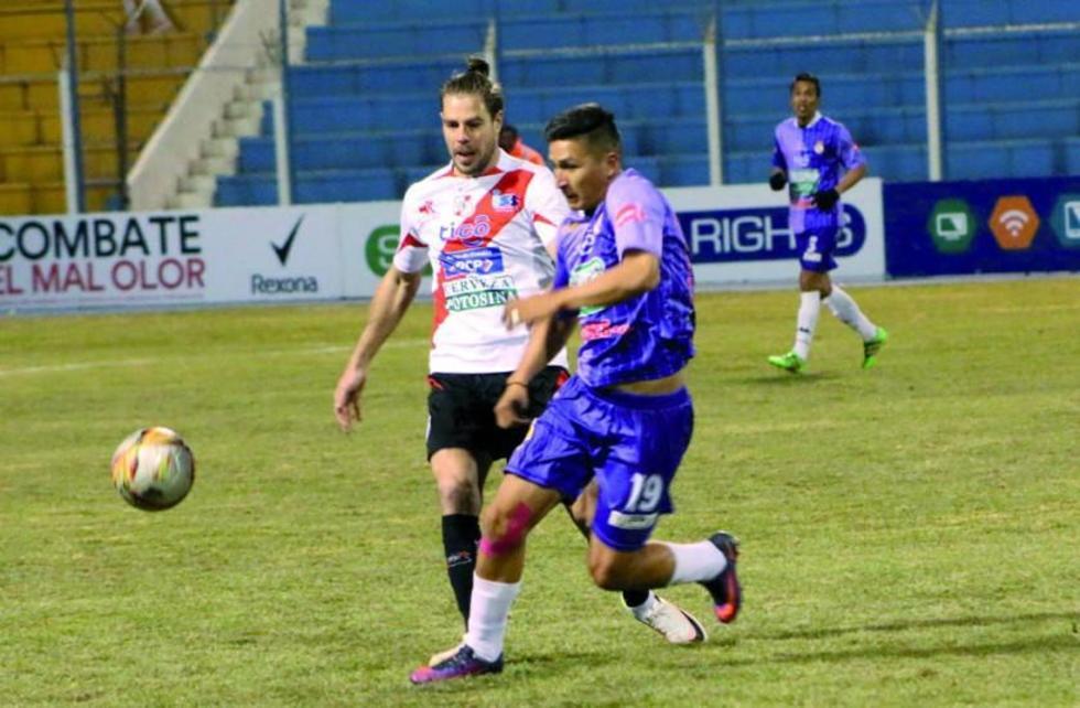 Equipos de Potosí suben el telón del certamen Apertura