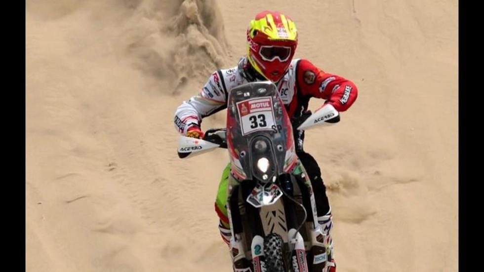 Daniel Nosiglia mantendrá su velocidad en Argentina