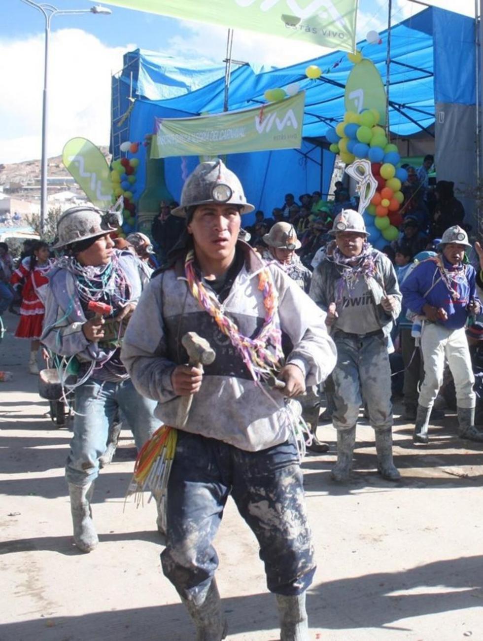 Los potosinos vivirán esta jornada la fiesta del Carnaval Minero