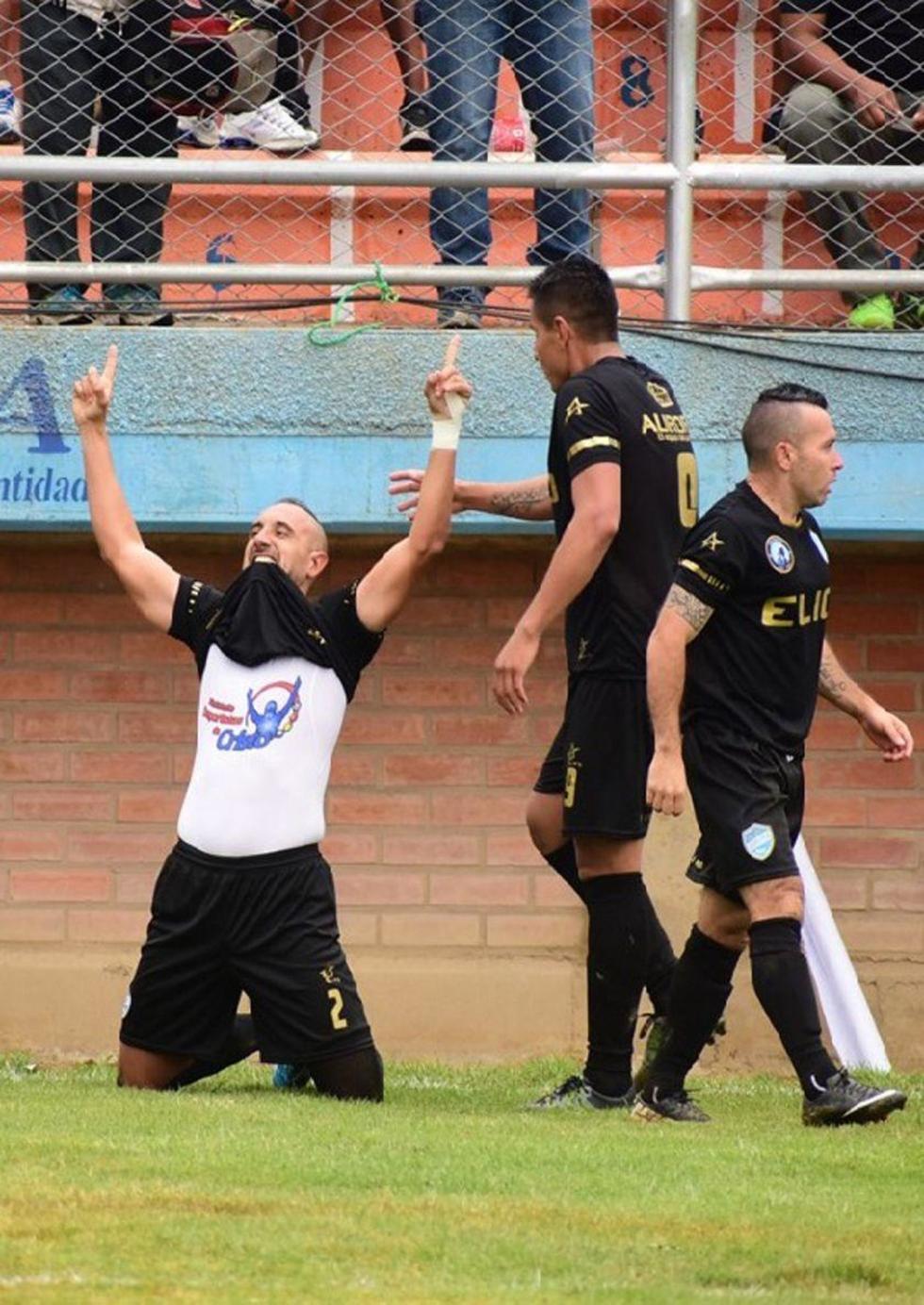 Aurora vuelve al fútbol profesional ganando al Tigre