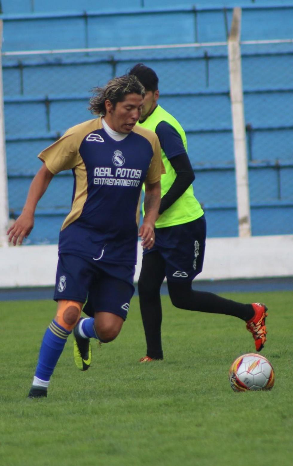 Real Potosí va por puntos en el inicio del torneo  Apertura
