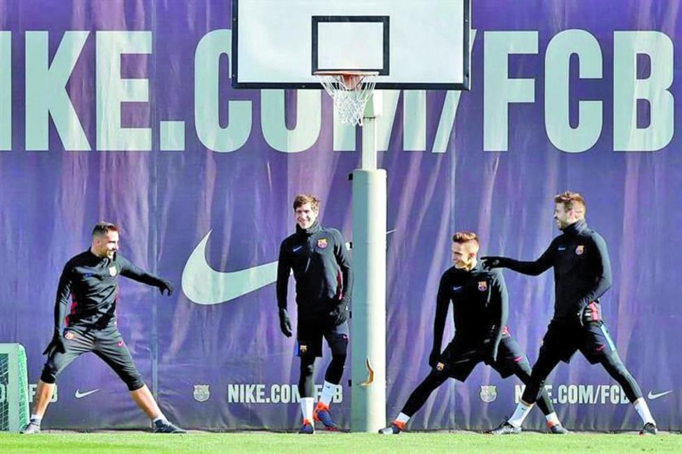 Barcelona pone a prueba su racha ante un Espanyol que quiere aparcar polémicas