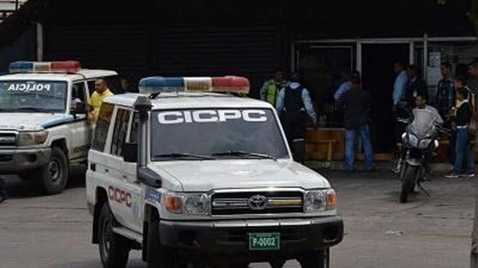 Patrullas del Cuerpo de Investigaciones Científicas Penales y Criminalísticas (Cicpc), de Venezuela.