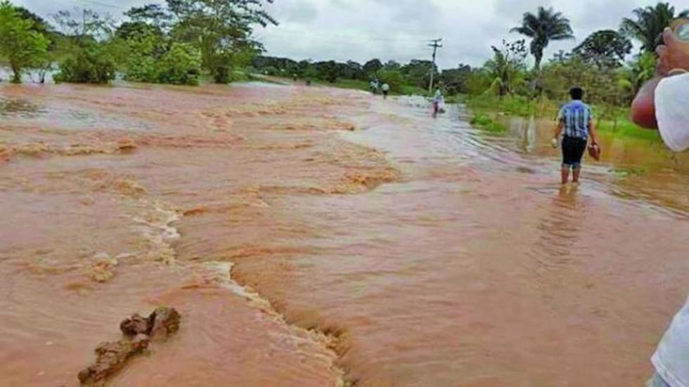 Declaran alerta en 154 municipios por persistentes lluvias
