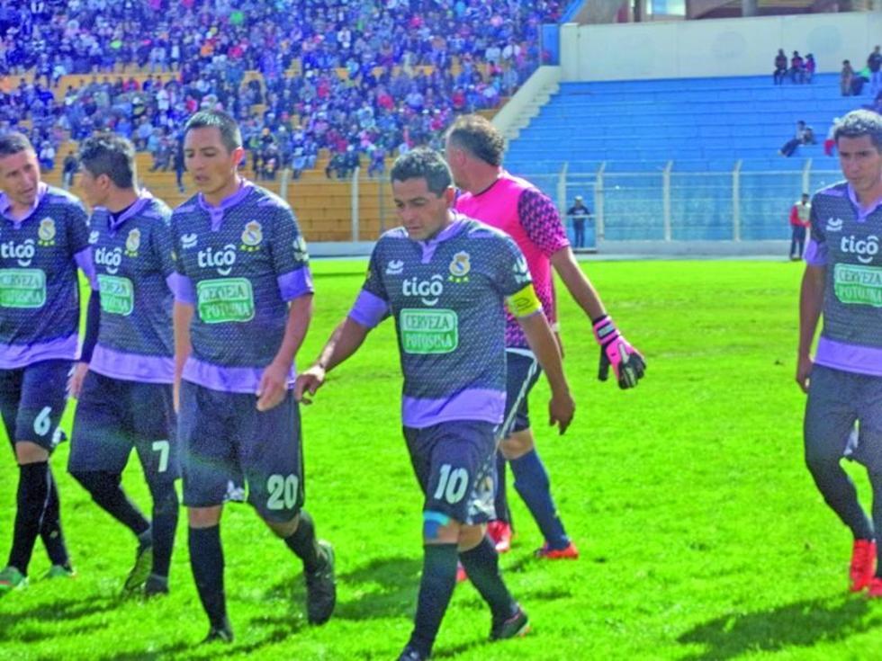 Real Potosí buscará un triunfo en condición de dueño de casa