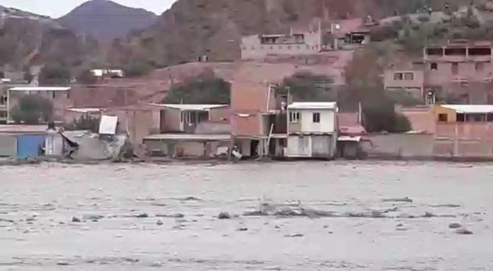 Alistan la construcción de viviendas para los damnificados de Tupiza