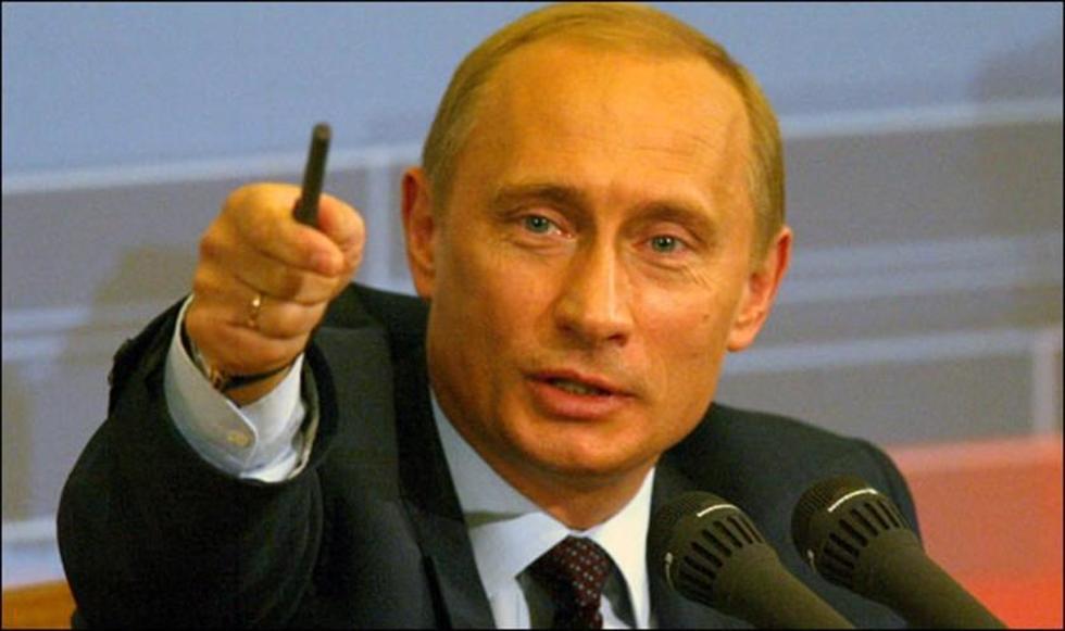 Putin presume de tener un misil que rompería el escudo de EE.UU.