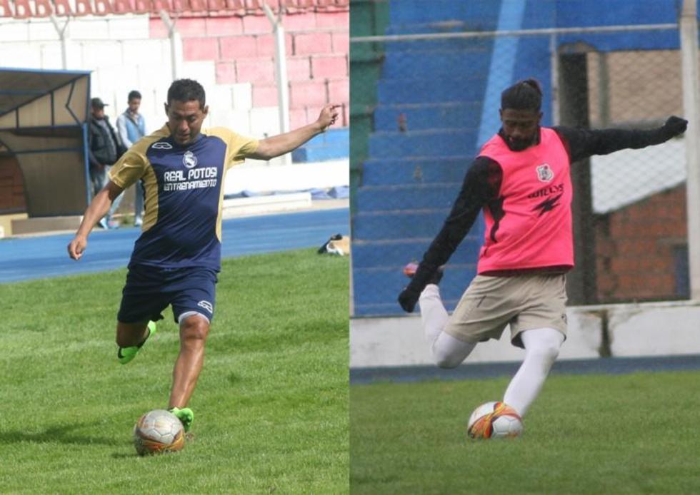 Equipos de Potosí van tras la cima  del torneo de fútbol