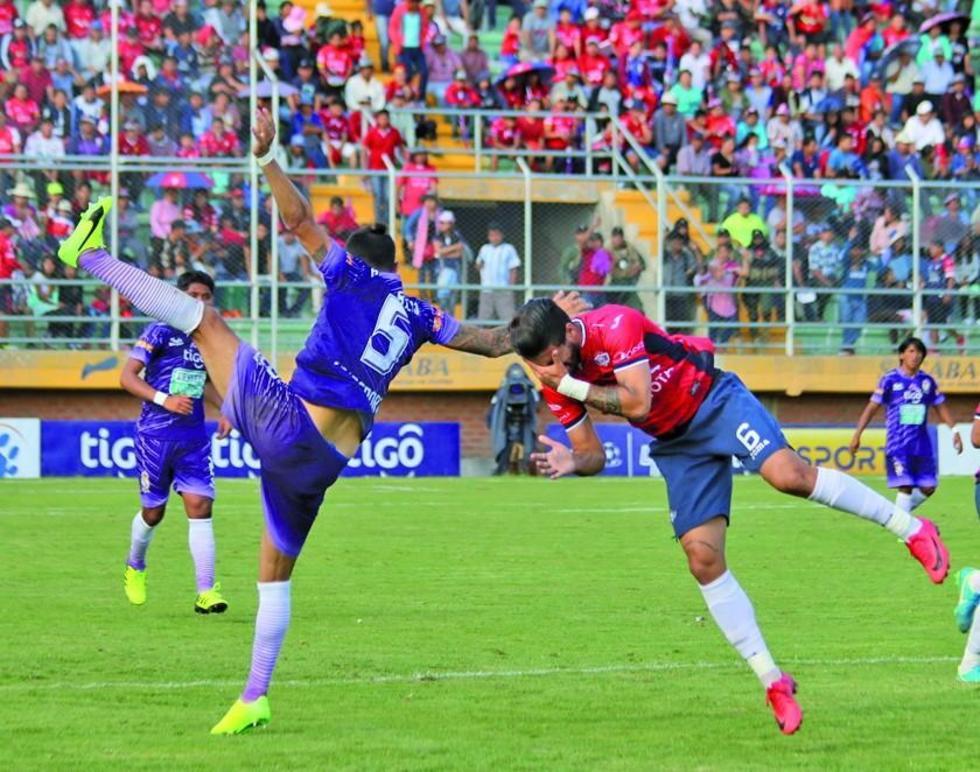 A pesar de la derrota, el equipo lila se ubica en el tercer lugar del grupo A con 10 puntos.