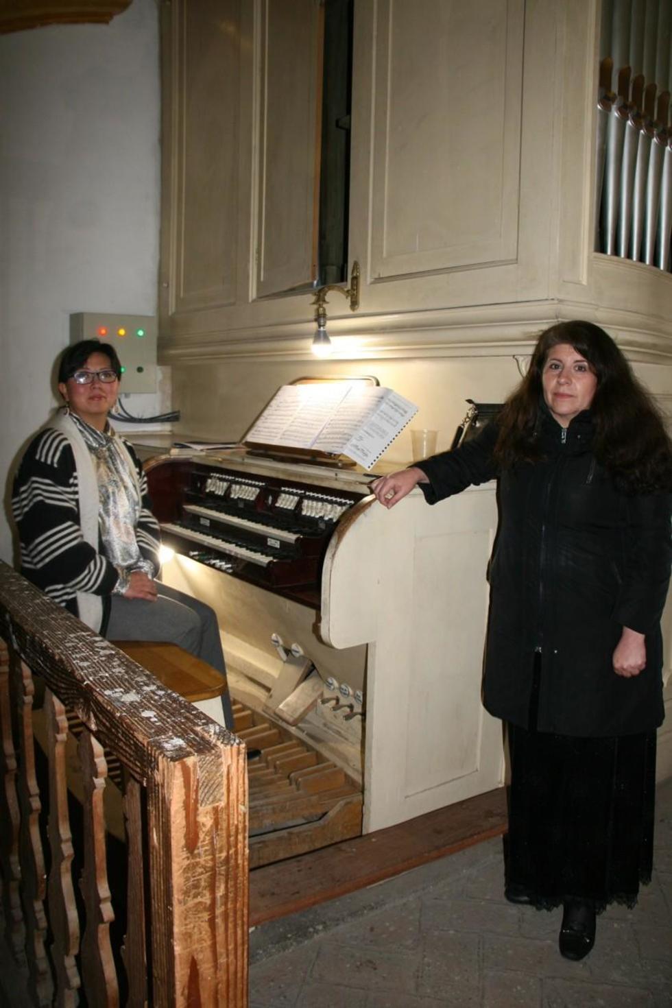 Sachiko Sakuma y Beatriz Méndez ofrecieron el concierto.
