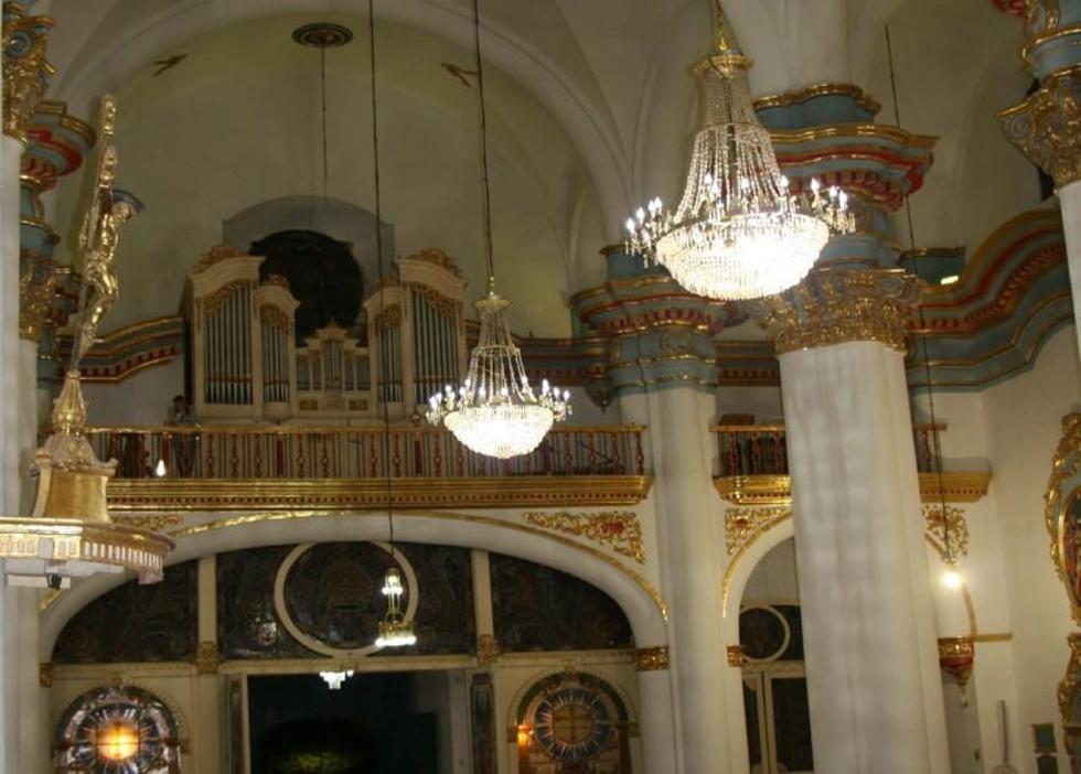 Rescatan el órgano de la Catedral de Potosí