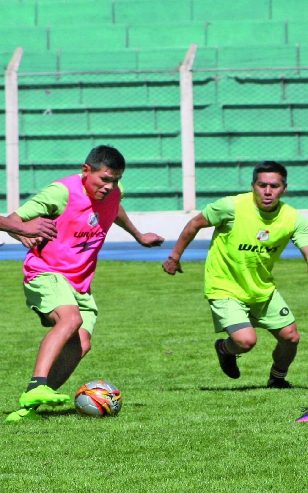 Nacional Potosí pretende subir al segundo lugar de la Liga