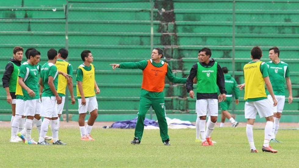 Bolivia mantiene el puesto 47 en el ranking de la FIFA