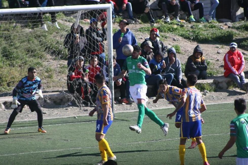 El equipo de Ferro Palmeiras logró sumar sus primeros puntos.